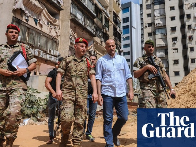 UN calls for 'maximum restraint' after alleged Israeli strike in Lebanon