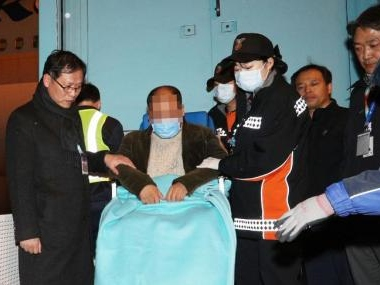 South Korea activists protest 'barbarous' attack in China