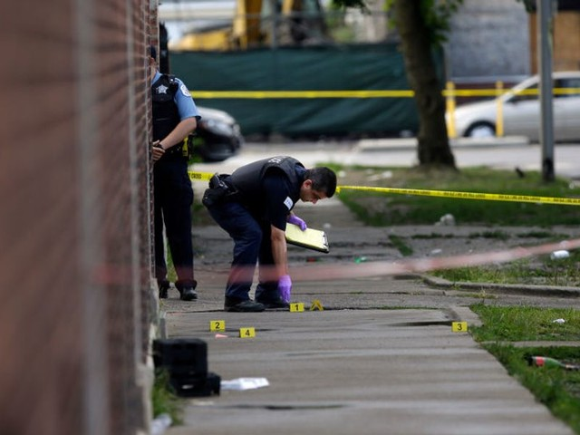Violence erupts in Chicago: 67 shot, 13 killed, including a 7-year-old girl, over July 4th weekend