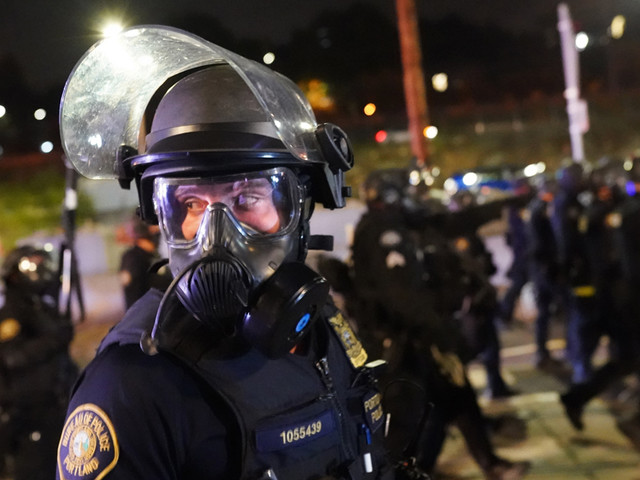 Portland City Council accepts report describing tear gas used by officers as 'chemical weapons'