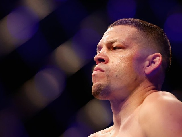 Teammate says Diaz is 'training like he has a fight' coming up