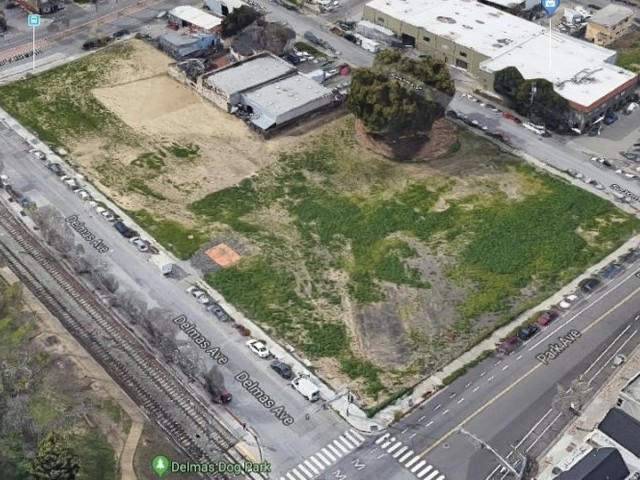 Choice downtown San Jose site near Google village is up for sale