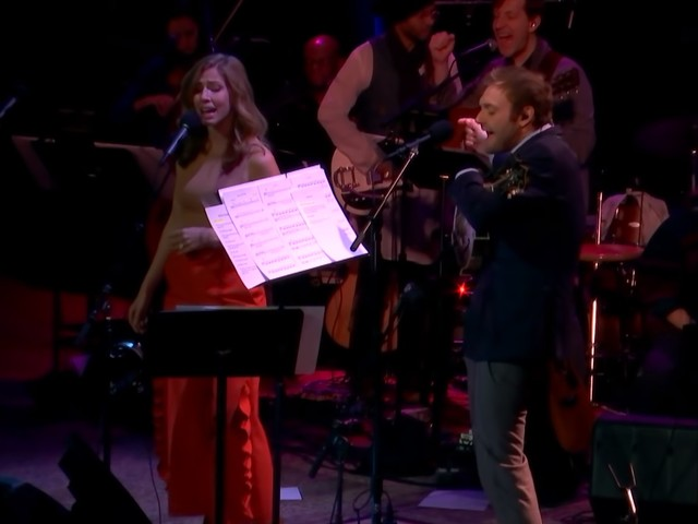 Rachael Price, Chris Thile & 'Live From Here' Band Cover LCD Soundsystem: Pro-Shot Video