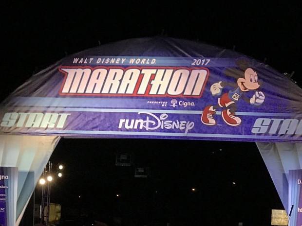 Fredison Costa and Giovanna Martins Win the 26th Annual Walt Disney World Marathon