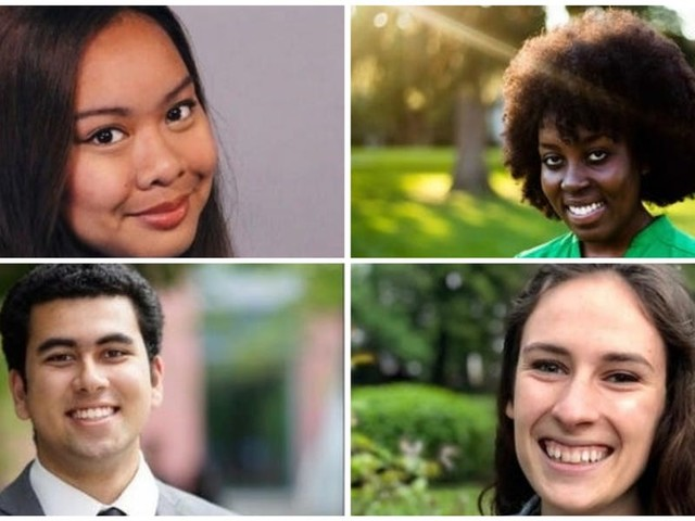 Gen Z is already shaking up the Biden White House. Meet 15 up-and-coming staffers.