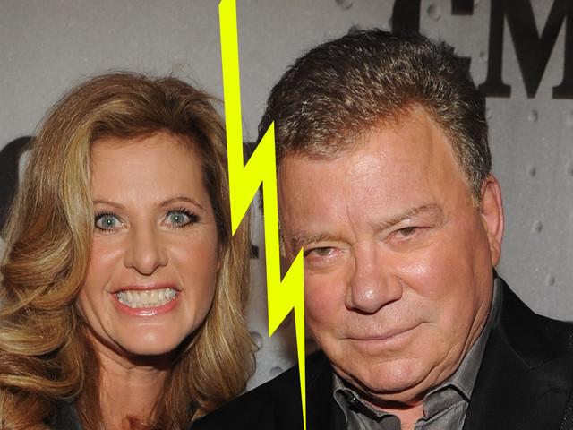 William Shatner & Wife Elizabeth Split After 18 Years of Marriage