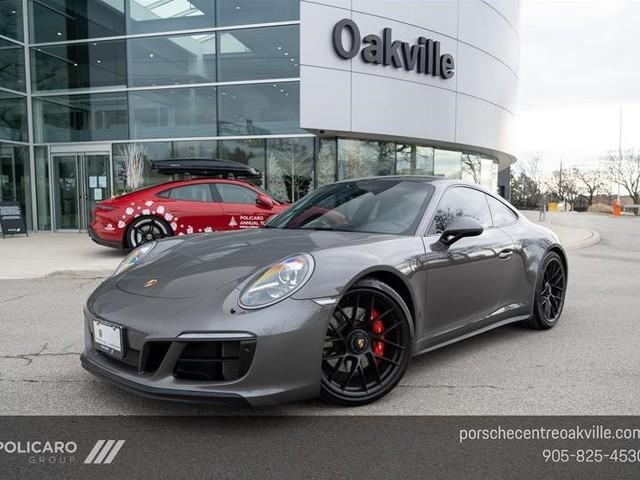 2018 Porsche 911--Carrera--4--GTS