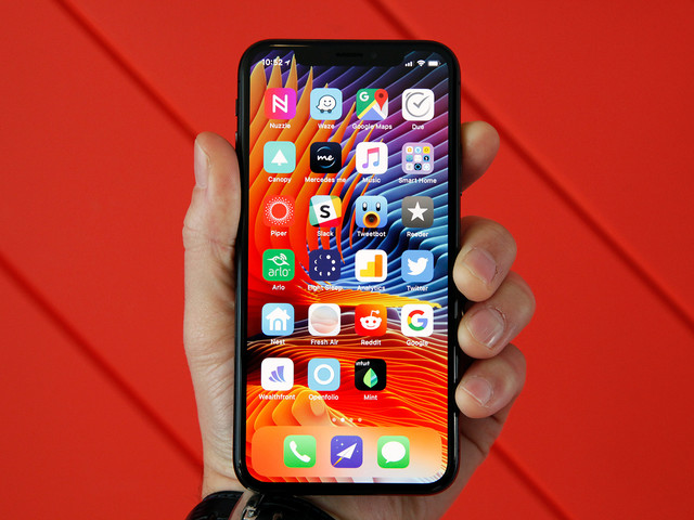 The iPhone X won't be in stock consistently for months