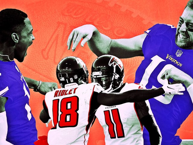 An Unbiased, Totally Correct Ranking of Every NFL Pass-Catching Group