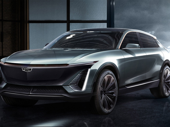 Cadillac Debuts New EV Platform that Will Underpin Future Products