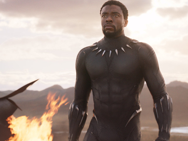 Bow Down To The Surprise 'Black Panther' Trailer
