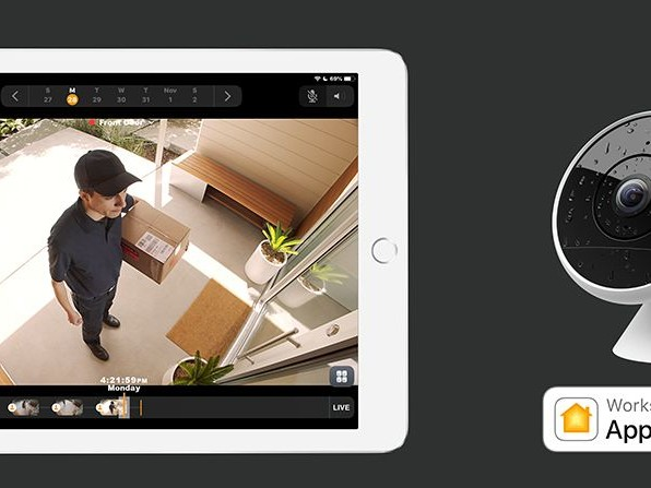 Logitech's Circle 2 Security Camera Now Supports Apple's HomeKit Secure Video