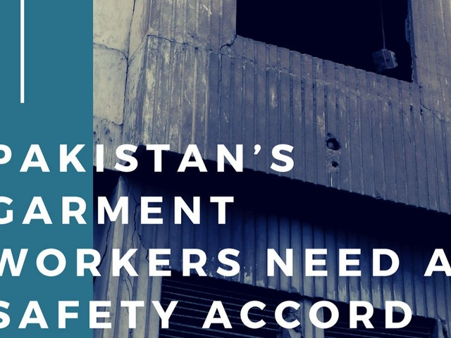 Seven years after deadly fire, not much has changed in Pakistan's garment industry