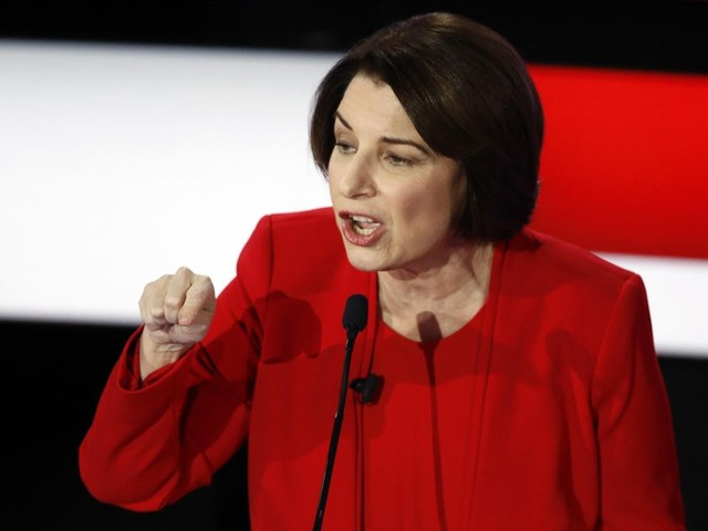 Amy Klobuchar: Some Republicans would vote for witnesses in impeachment trial