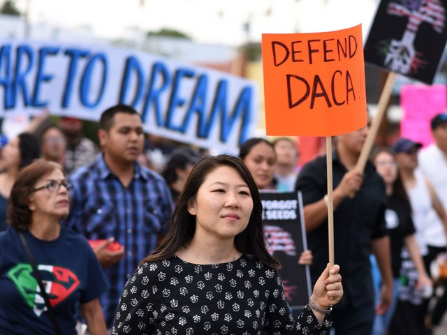 Dreamers Hopeful For Pathway To Citizenship Efforts From Biden Administration