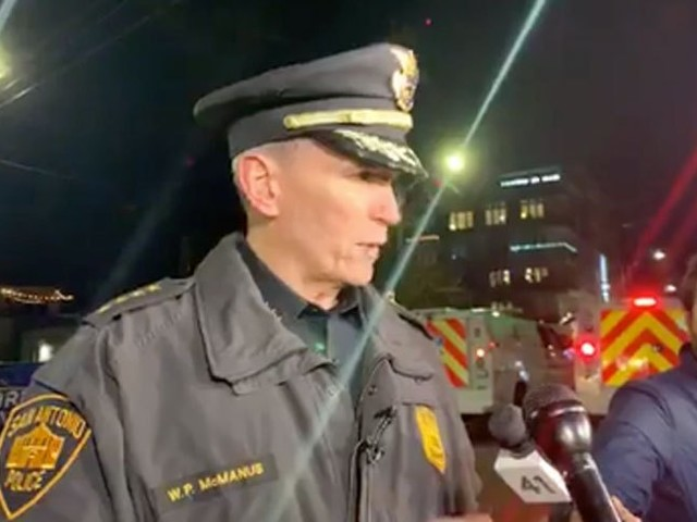 Police: 2 Dead, 5 Injured After Shooting In San Antonio Club; Manhunt Underway