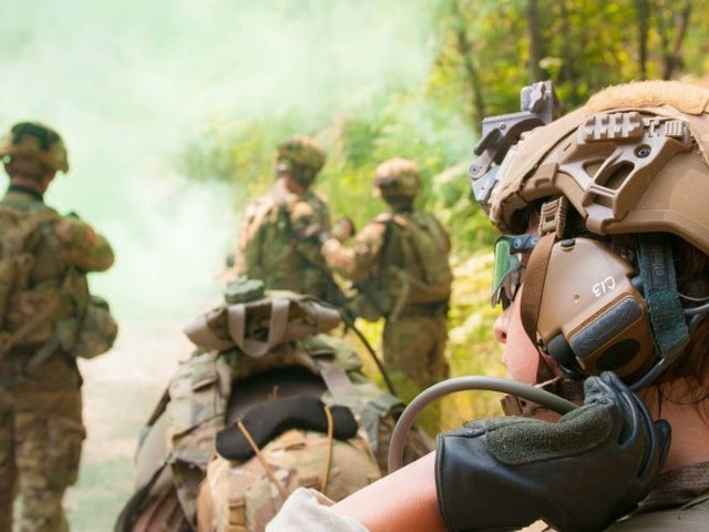 The US Army 'quietly fielded' a lighter yet tougher combat helmet that can offer increased protection against sniper fire