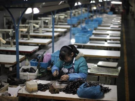 As China Grinds To A Halt, Firms Can No Longer Afford To Pay Workers