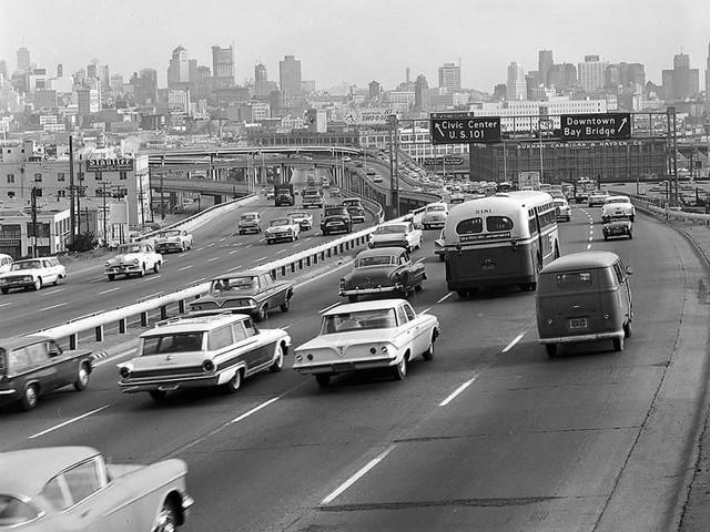 San Francisco, 1961