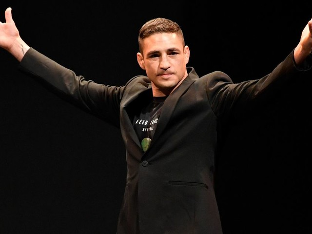 Pettis and Sanchez want to fight each other at UFC 245
