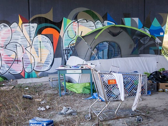 New Portland law could force apartment owners to 'make room' for homeless campers 'whether they like it or not'
