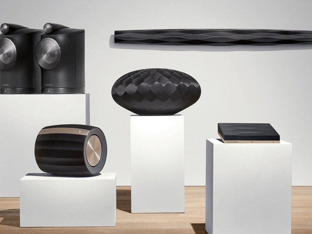 Bowers & Wilkins unveils wireless Formation speaker family