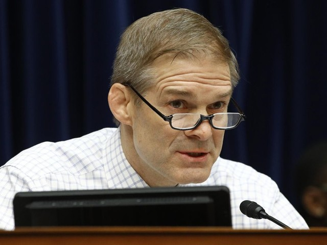 Jim Jordan says Democrats are excluding Republicans from hearing with Big Tech CEOs