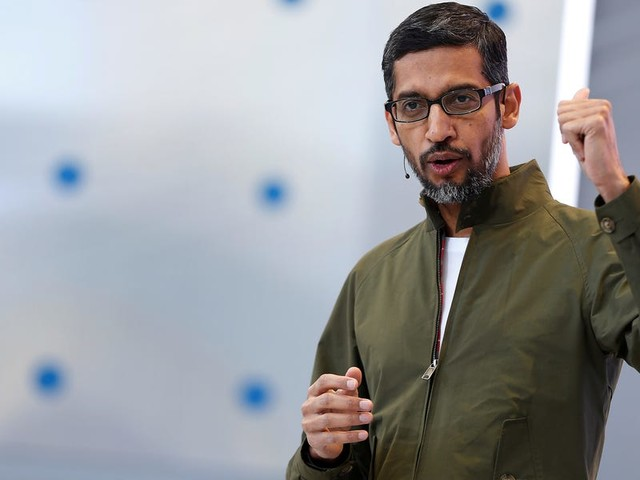 Google is extending the contracts of temp workers whose jobs were about to end during the pandemic — starting with the hundreds that were due to leave this week (GOOG)