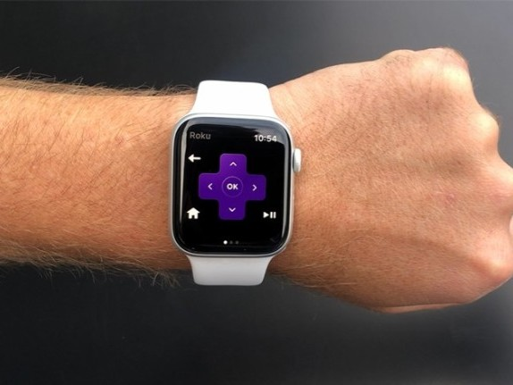 You can now control Roku with Apple Watch