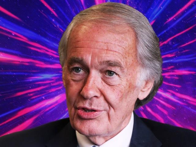 Sen. Ed Markey on the politics of technology