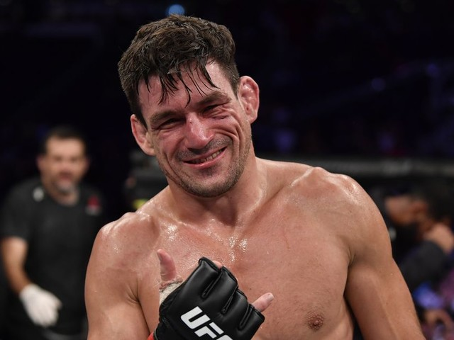 Demian Maia not sure on retirement after UFC 263: 'I'd like to have one more fight'