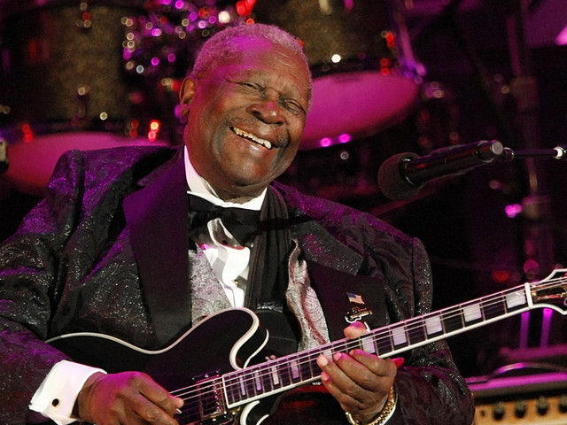 B.B. King's 'Lucille' guitar going up for auction