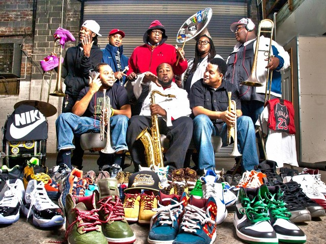 A Rosslyn Jazz Fest band rooted in New Orleans has a strong go-go connection