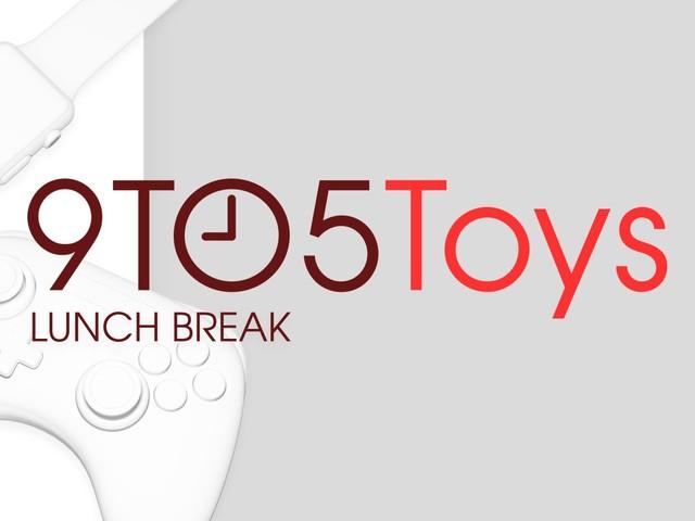 9to5Toys Lunch Break: MacBook Air $200 off, iPad mini 4 $300, Amazon iOttie Sale, more