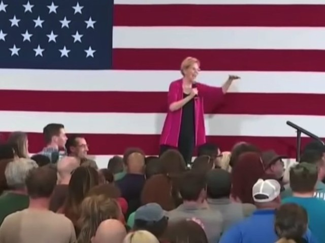WATCH: Elizabeth Warren confronted at campaign stop for lying about Native American heritage