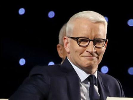 Anderson Cooper White-Knights for Joe Biden, Says Trump 'Falsely' Accused Hunter Biden of Corruption