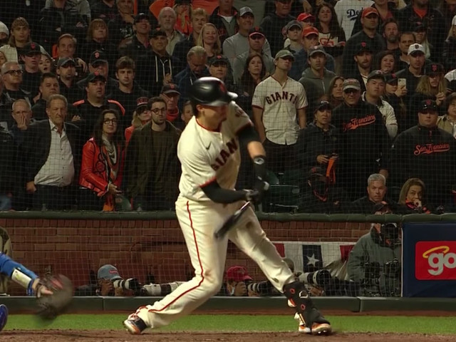 The Giants-Dodgers Game 5 classic ended on a horrible call from the umpires