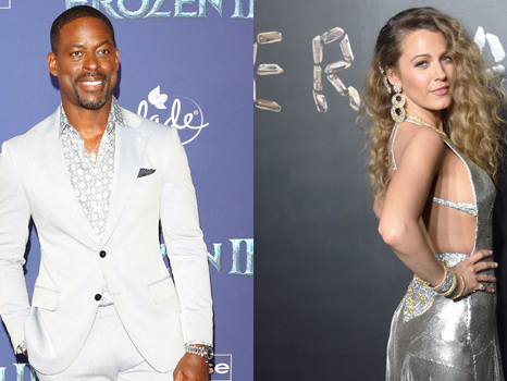 Sterling K. Brown Lifts Blake Lively During Steamy Shirtless Love Scene In Trailer For 'The Rhythm Section'