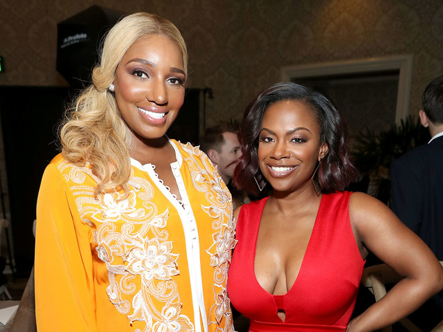 Kandi Burruss Talks Reunion Drama with Nene Leakes and How She Recently Bumped Into Her at a Restaurant