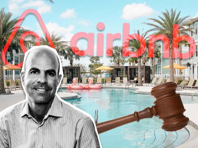 Airbnb sues Miami partner in branded apartments concept