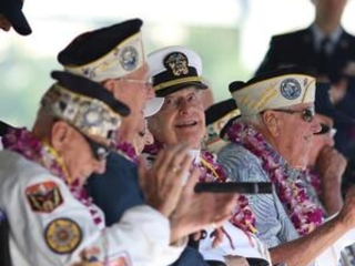 Aging survivors return to Pearl Harbor to recall '41 attack