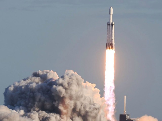 SpaceX Launched Genetically Enhanced 'Mighty Mice' To The International Space Station