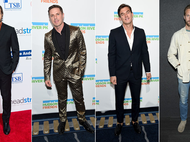 Red Carpet Recap: Jake Gyllenhaal, Jake Shears, Tyler Cameron, Alexander Skarsgard and More!