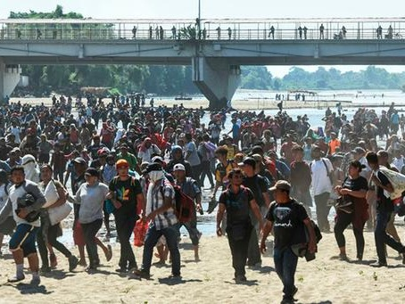 """Migrants Waiting For Dems To Win Election Because """"It Would Make Things Easier To Get In"""""""