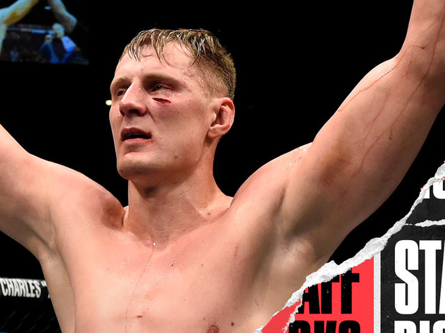 UFC Vegas 30: Gane vs. Volkov staff picks and predictions