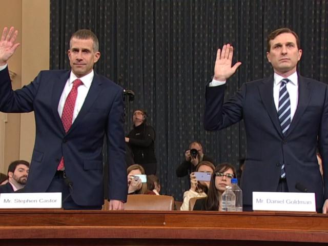 LIVE UPDATES: House Investigators Present Impeachment Reports At Hearing