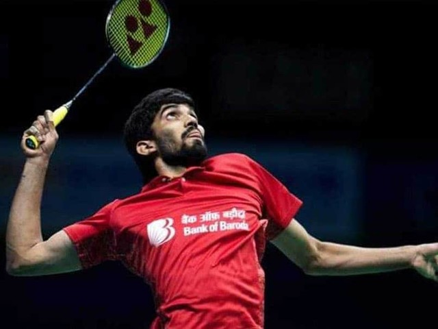 Hong Kong Open: Srikanth Knocked Out After Losing To Yiu Lee In Semifinal