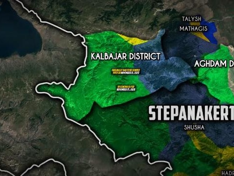 Azerbaijani Troops Enter First Of Districts That Are Set To Be Returned Under Karabakh Deal