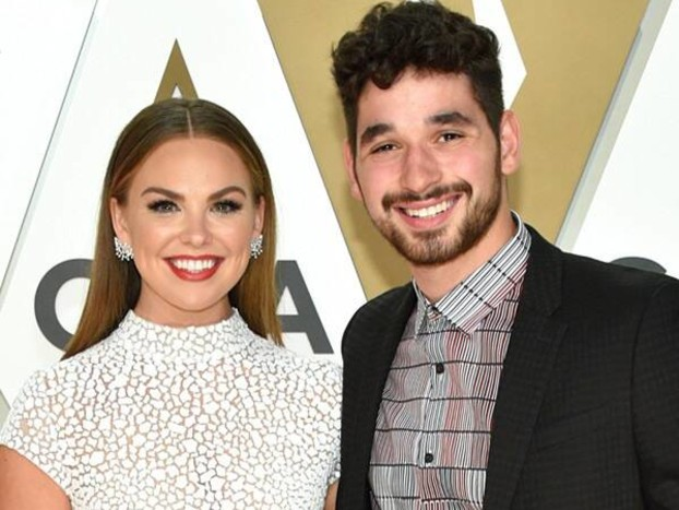 Hannah Brown Is Still Fueling Romance Rumors With Her DWTS Partner Alan Bersten