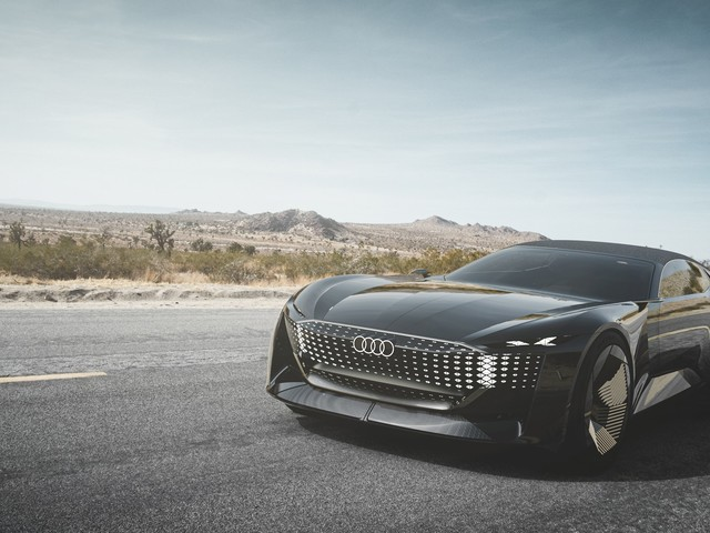 This Just In: Audi Launches New Concept Series with skysphere Roadster
